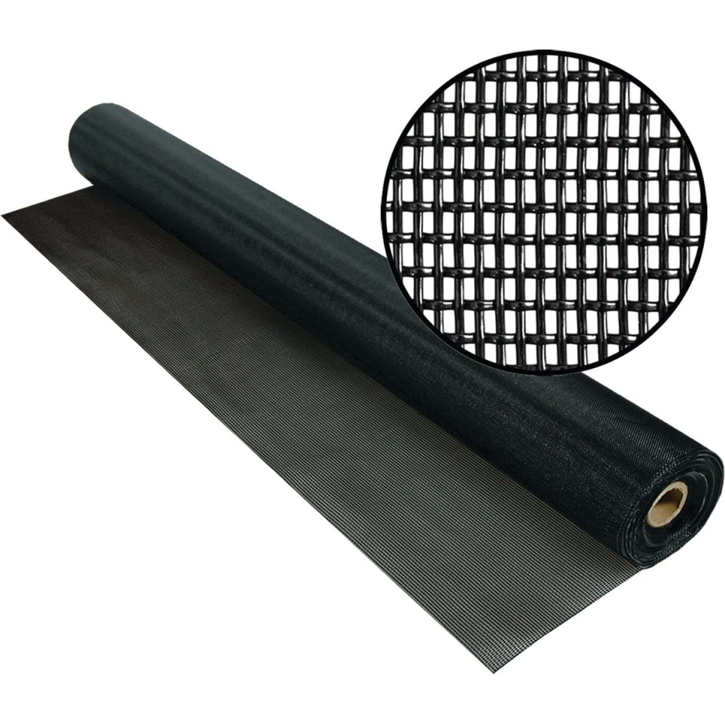 Phifer PetScreen 48 In. x 100 Ft. Black Pet-Resistant Screening Image 1