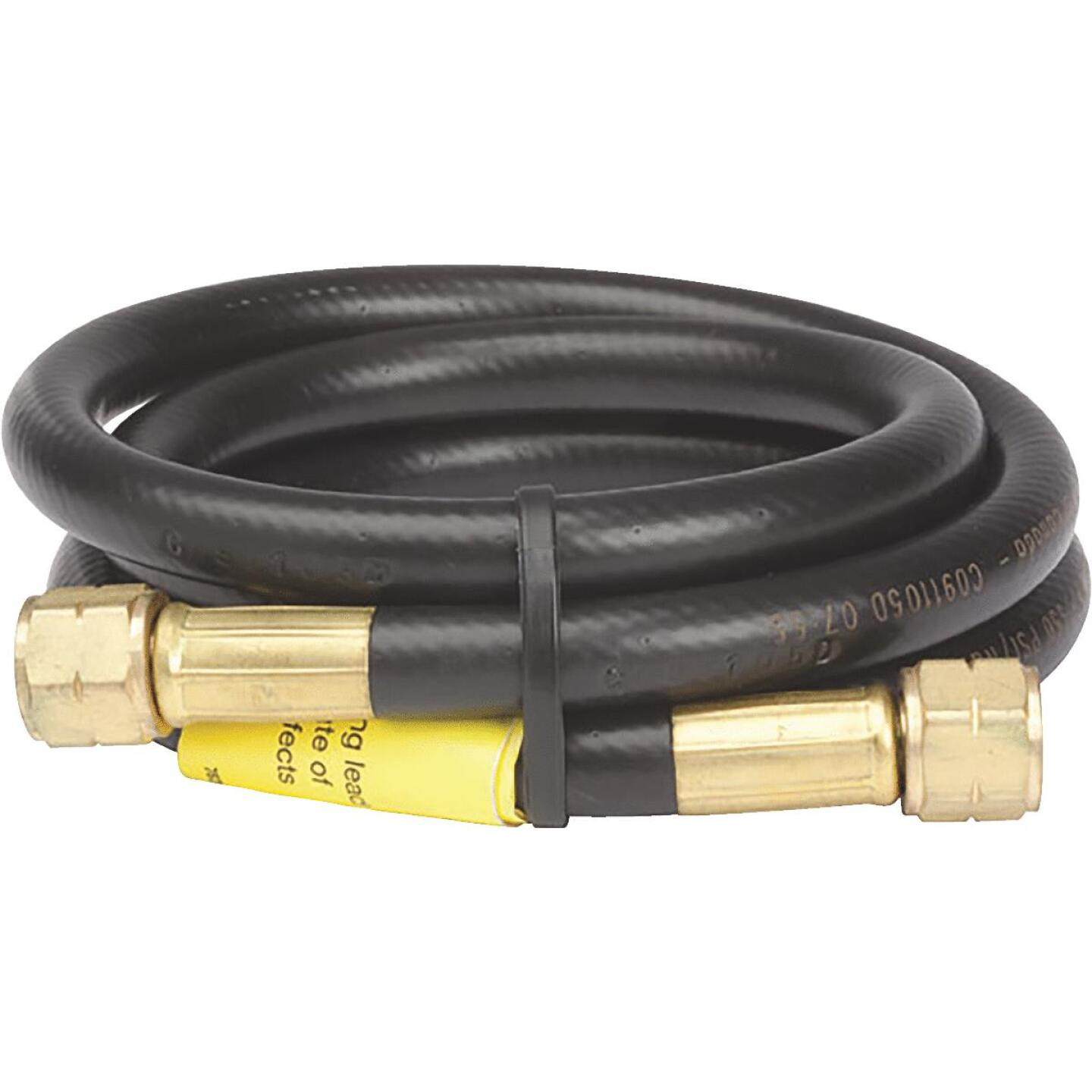 MR. HEATER 5 Ft. x x9/16 In. FPT x 9/16 In. FPT LP Hose Assembly Image 1