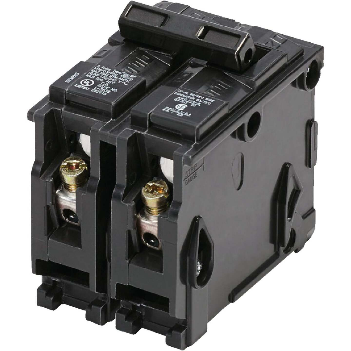 Connecticut Electric 40A Double-Pole Standard Trip Interchangeable Packaged Circuit Breaker Image 1