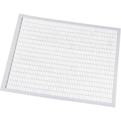 Little Giant 16.5 In. W. x 0.125 In. H. x 20 In. L. Plastic Queen Excluder Beehive Tool