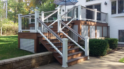 NEW DECK: THE PERFECT HOME IMPROVEMENT PROJECT FOR RIGHT NOW